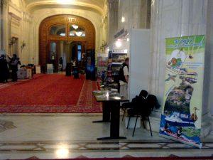 Promovand Zona Snagov in Casa Poporului (Palatul Parlamentului)