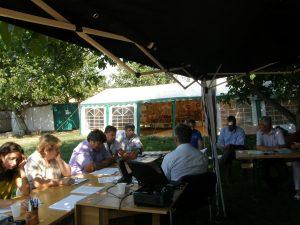 Reuniune a agentilor economici (turism) din Zona Snagov * Discutii despre eco-turism, sustenabilitate, nevoile de ajustari - schimbari. Oportunitati.